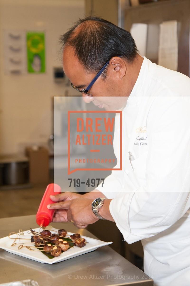 Executive Chef Jesse Llapitan, Photo #719-4977