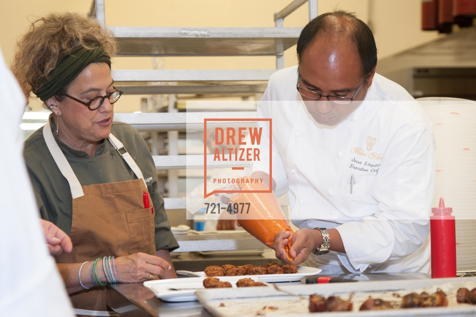 Susan Feniger, Executive Chef Jesse Llapitan, Photo #721-4977
