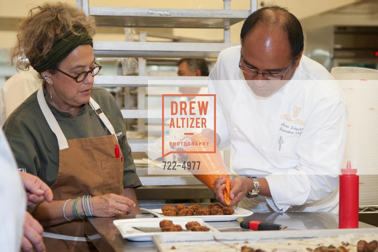 Susan Feniger, Executive Chef Jesse Llapitan, Photo #722-4977