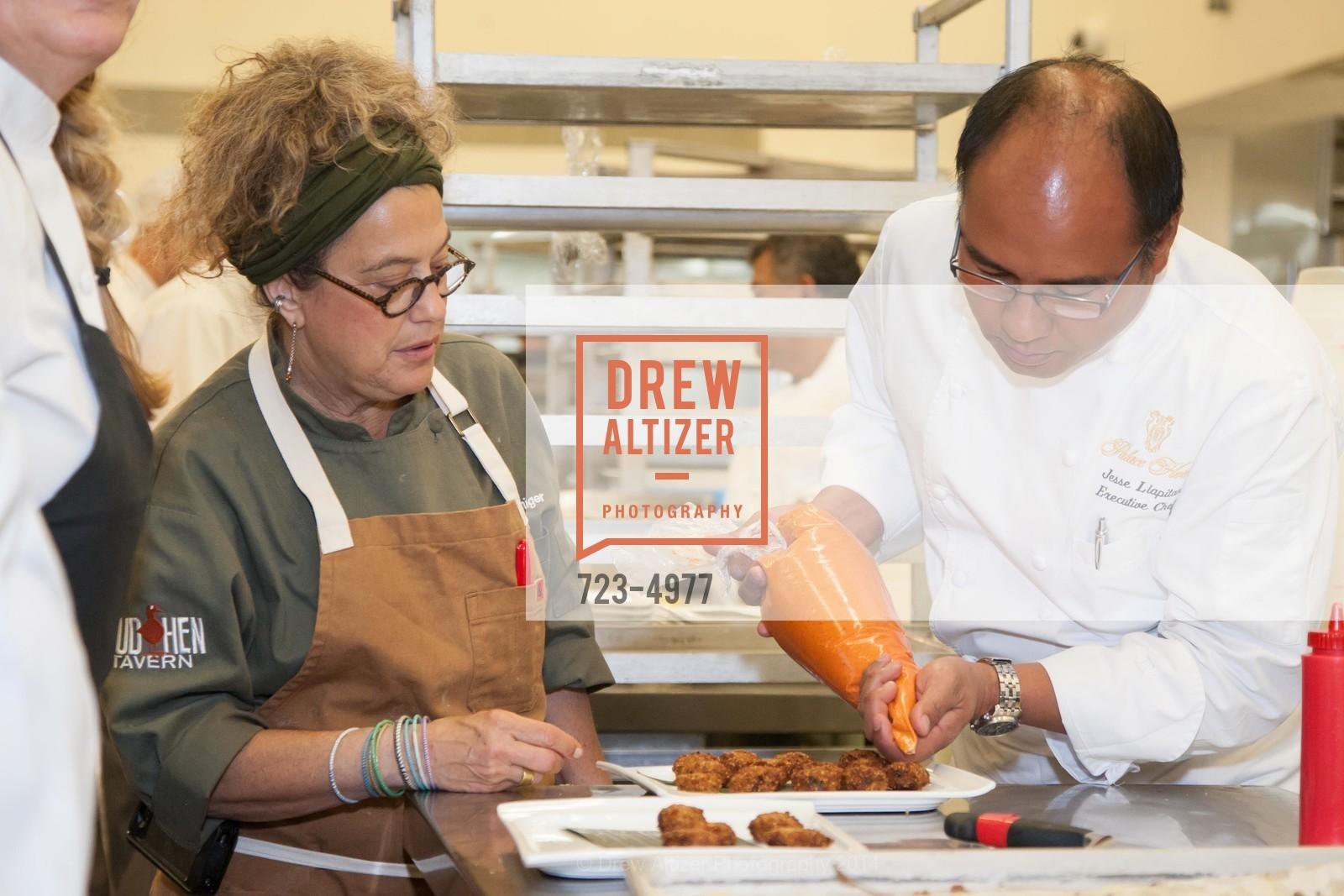Susan Feniger, Executive Chef Jesse Llapitan, Photo #723-4977