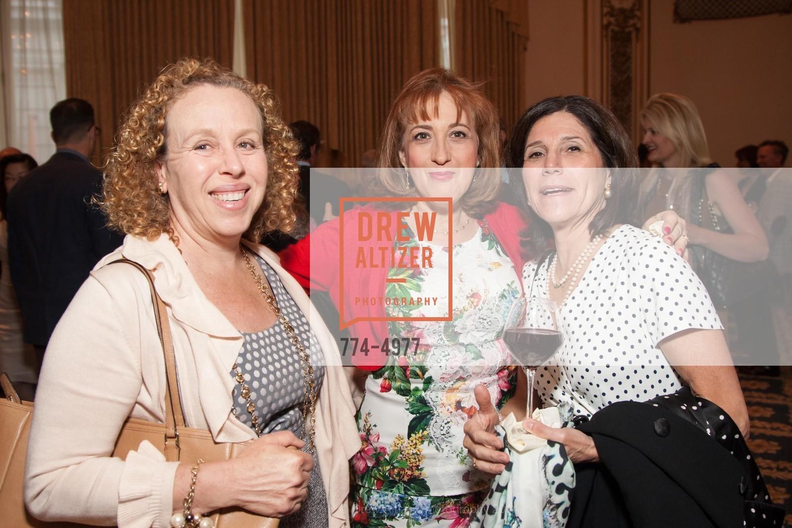 Ann Wolf, Karen Catou, Ann Tanner, Photo #774-4977