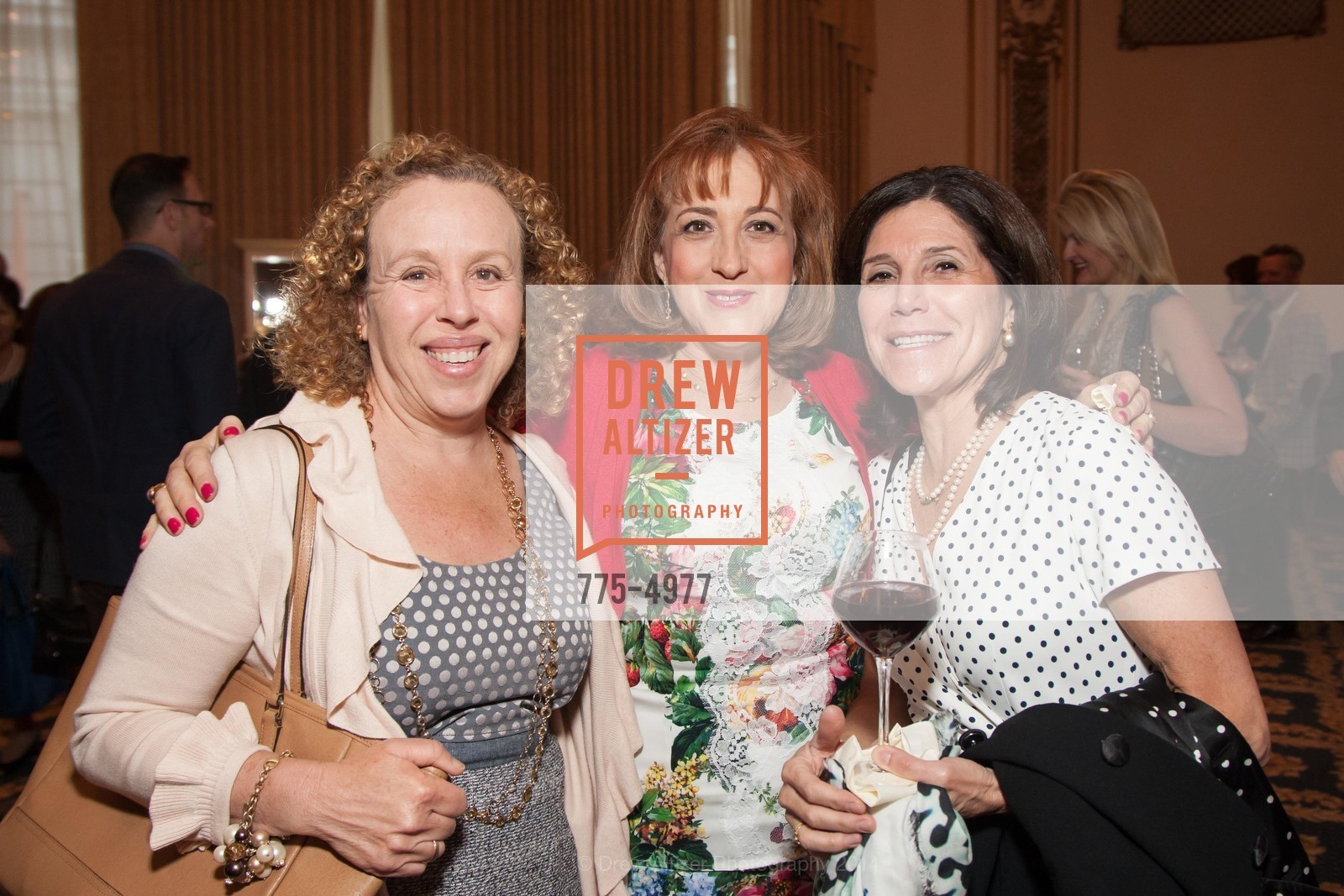 Ann Wolf, Karen Catou, Ann Tanner, Photo #775-4977