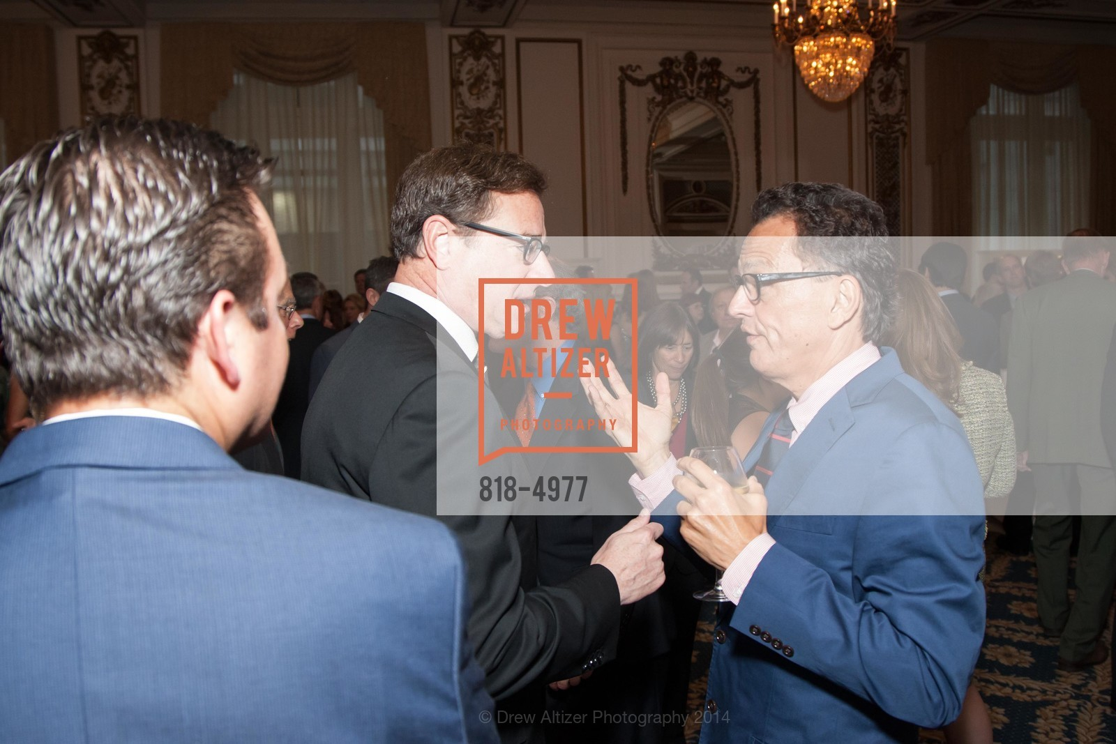 Bob Saget, Joe Matulich, Photo #818-4977