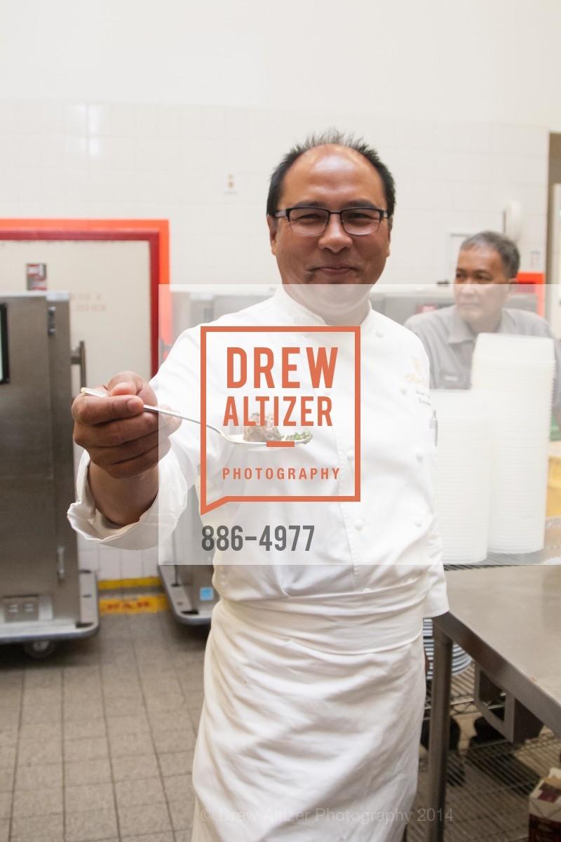 Executive Chef Jesse Llapitan, Photo #886-4977
