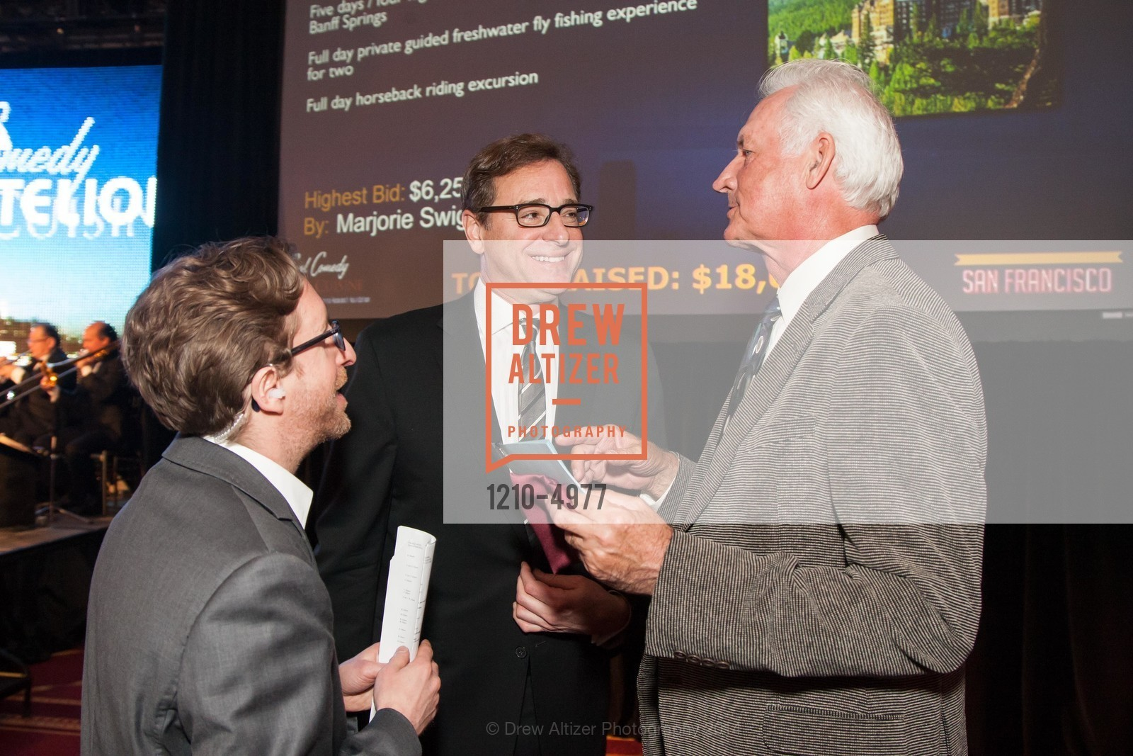 Bob Saget, John Blue, Photo #1210-4977