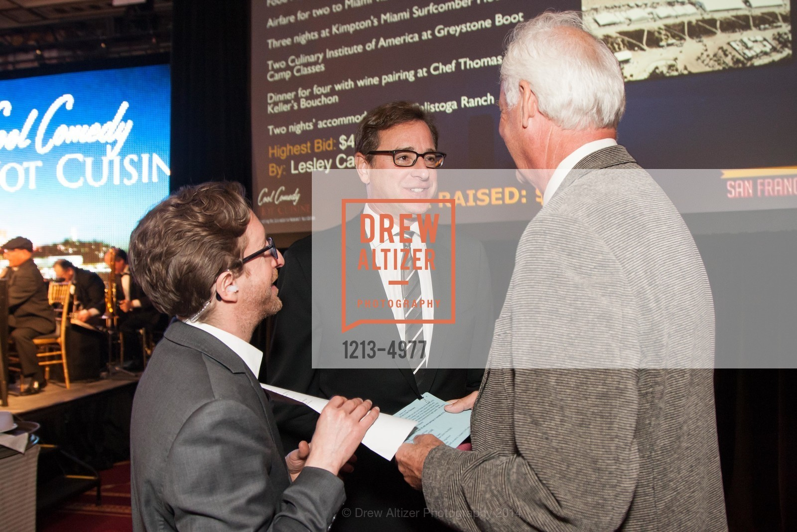 Bob Saget, John Blue, Photo #1213-4977