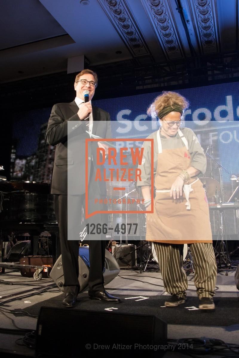 Bob Seier, Susan Feniger, Photo #1266-4977