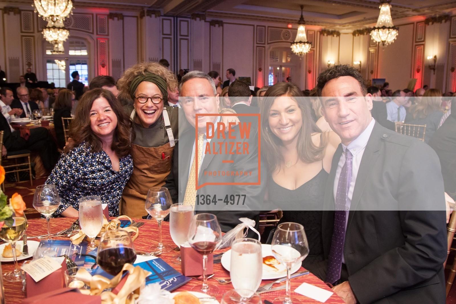 Allison Saget, Susan Feniger, Tony Giannini, Madison Stein, Craig Stein, Photo #1364-4977