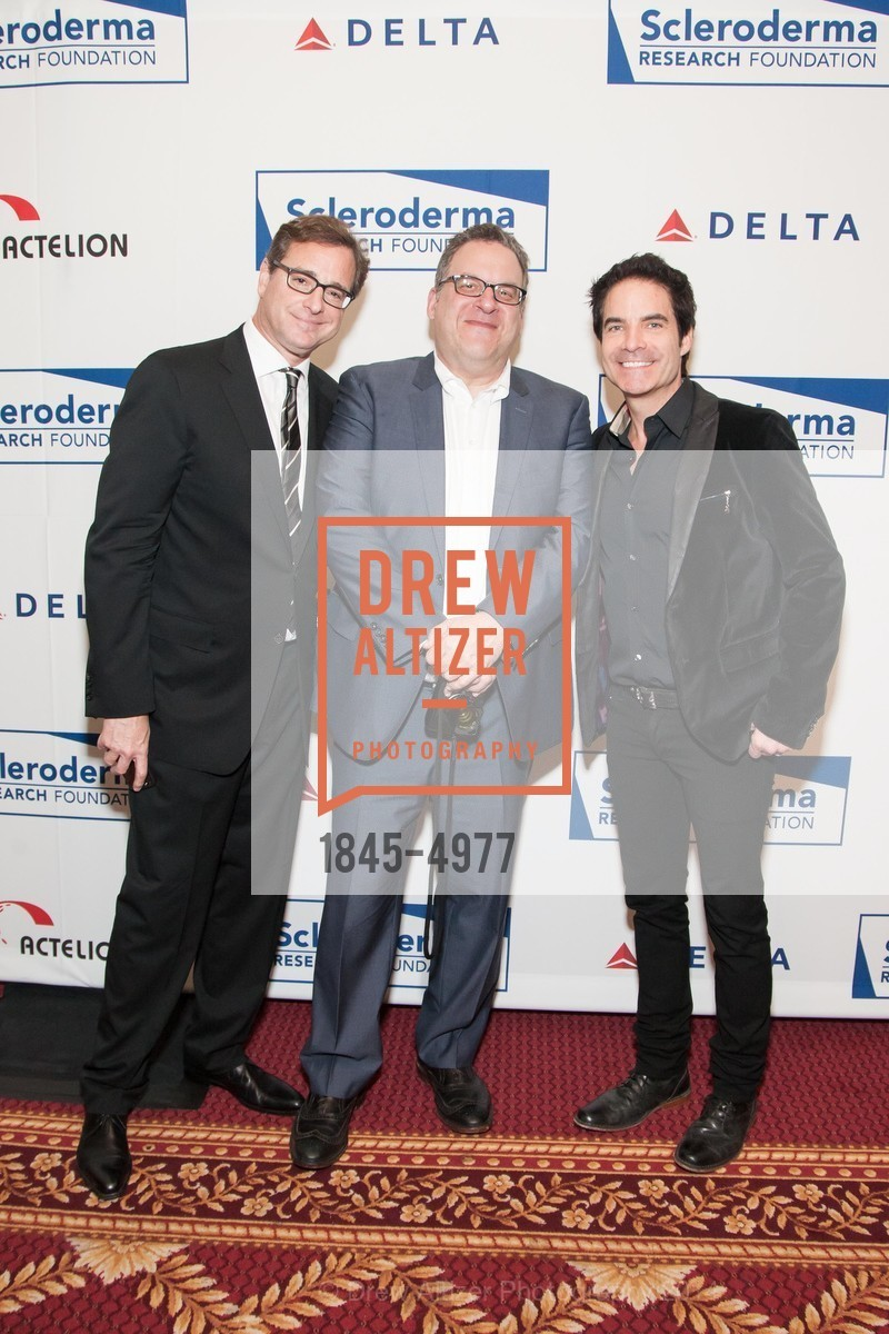 Bob Saget, Jeff Garlin, Pat Monahan, Photo #1845-4977