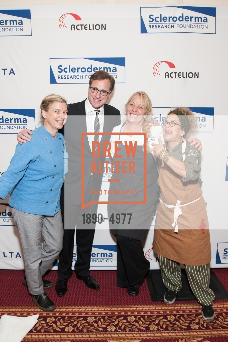 Mary Sue Milliken, Bob Saget, Nancy Wokas, Susan Feniger, Photo #1890-4977