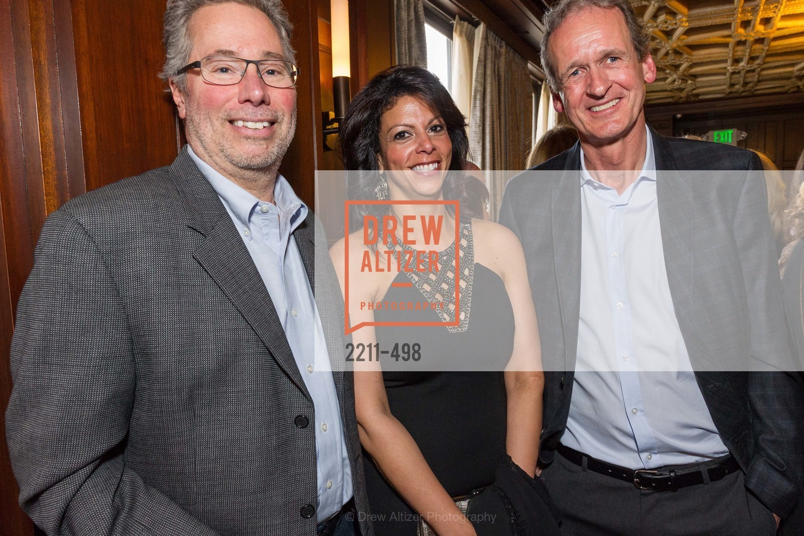 Richard Scheller, Monique Bobadilla, Marcus Demuend, Dr. Jane Goodall 80th Birthday Celebration, US. US, April 3rd, 2014,Drew Altizer, Drew Altizer Photography, full-service agency, private events, San Francisco photographer, photographer california