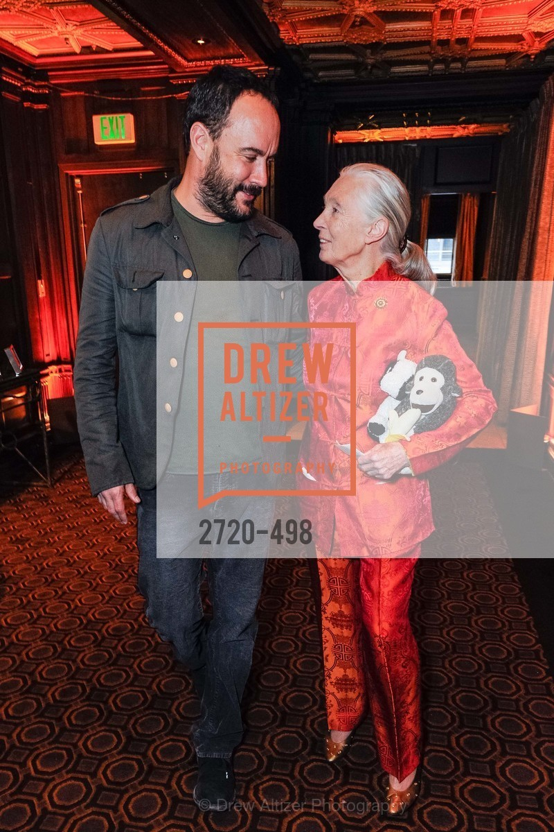 Dave Matthews, Jane Goodall, Dr. Jane Goodall 80th Birthday Celebration, US. US, April 3rd, 2014,Drew Altizer, Drew Altizer Photography, full-service agency, private events, San Francisco photographer, photographer california