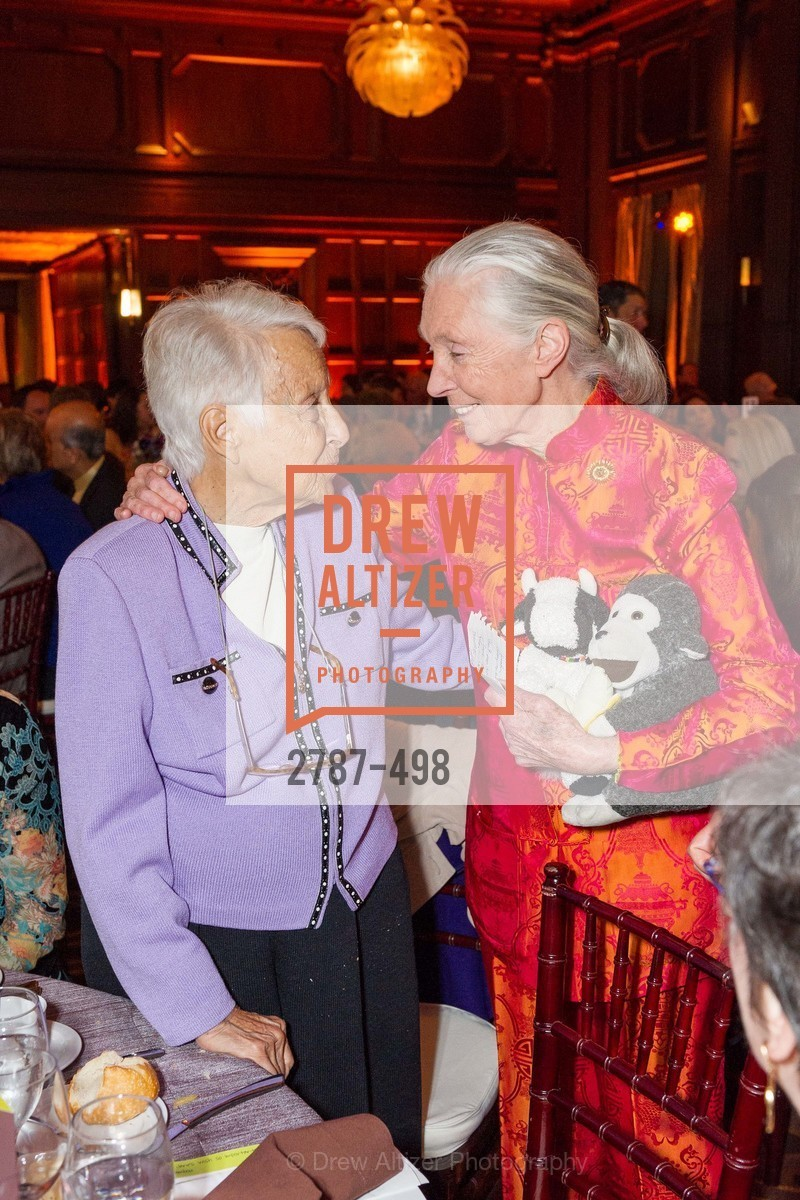 Lilo Leeds, Jane Goodall, Dr. Jane Goodall 80th Birthday Celebration, US. US, April 3rd, 2014,Drew Altizer, Drew Altizer Photography, full-service agency, private events, San Francisco photographer, photographer california