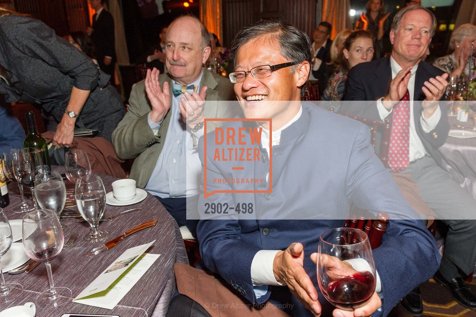 Jerry Yang, Dr. Jane Goodall 80th Birthday Celebration, US. US, April 3rd, 2014,Drew Altizer, Drew Altizer Photography, full-service agency, private events, San Francisco photographer, photographer california