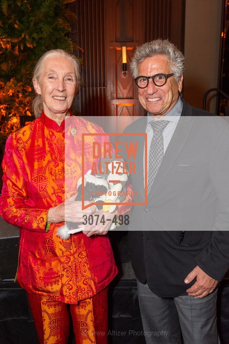 Jane Goodall, Billy Lively, Dr. Jane Goodall 80th Birthday Celebration, US. US, April 3rd, 2014,Drew Altizer, Drew Altizer Photography, full-service agency, private events, San Francisco photographer, photographer california
