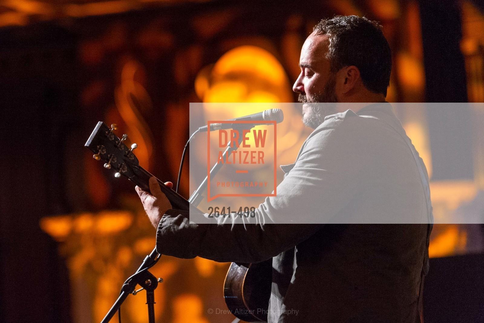 Performance By Dave Matthews, Photo #2641-498