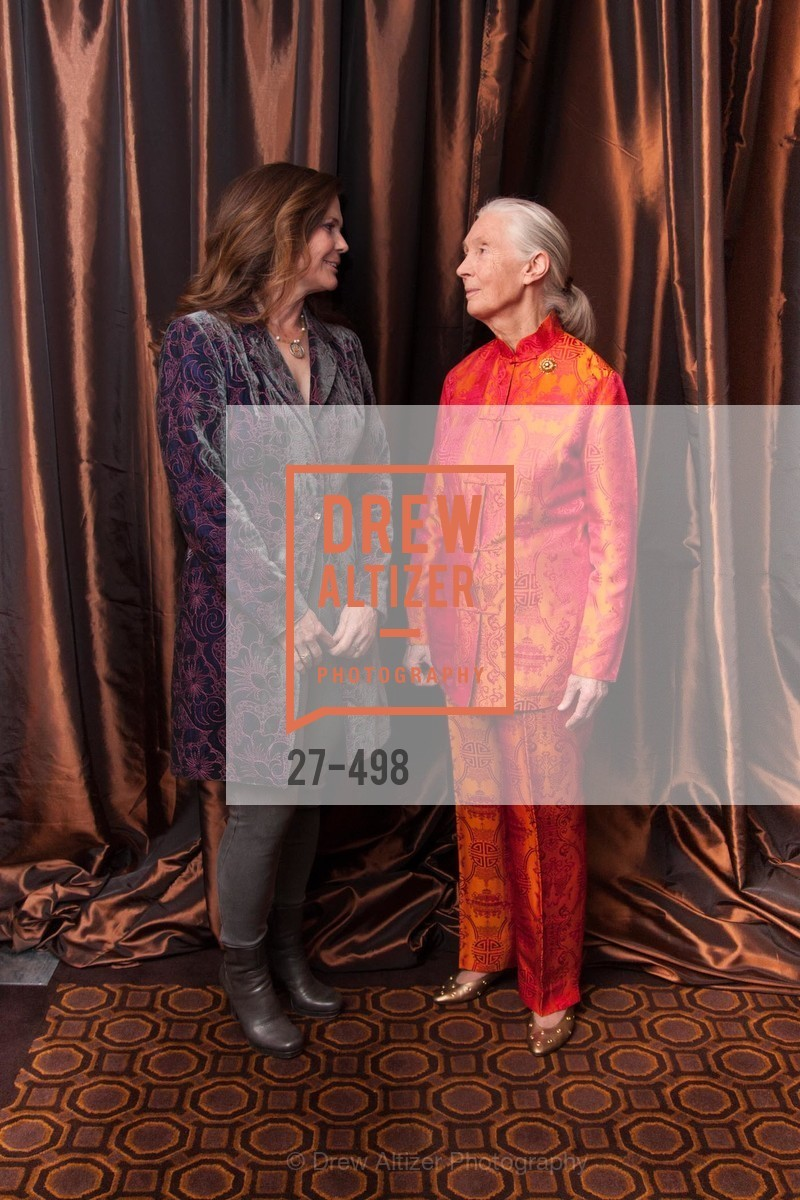 Katherine Berger, Jane Goodall, Dr. Jane Goodall 80th Birthday Celebration, US. US, April 3rd, 2014,Drew Altizer, Drew Altizer Photography, full-service agency, private events, San Francisco photographer, photographer california
