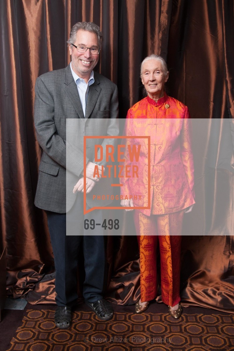 Richard Scheller, Jane Goodall, Dr. Jane Goodall 80th Birthday Celebration, US. US, April 3rd, 2014,Drew Altizer, Drew Altizer Photography, full-service agency, private events, San Francisco photographer, photographer california