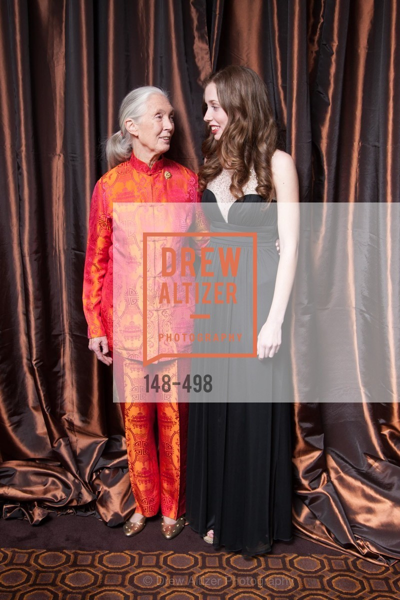 Jane Goodall, Madison Vorva, Dr. Jane Goodall 80th Birthday Celebration, US. US, April 3rd, 2014,Drew Altizer, Drew Altizer Photography, full-service agency, private events, San Francisco photographer, photographer california