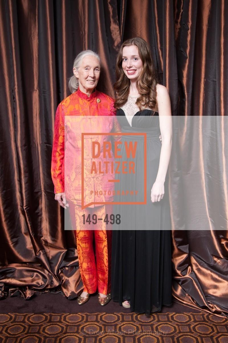 Jane Goodall, Madison Vorva, Dr. Jane Goodall 80th Birthday Celebration, US. US, April 3rd, 2014,Drew Altizer, Drew Altizer Photography, full-service agency, private events, San Francisco photographer, photographer california