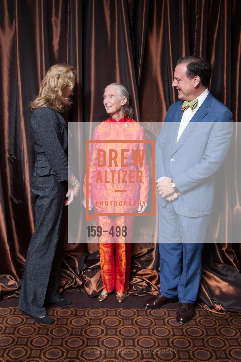 Jennifer Caldwell, Jane Goodall, John Christiansen, Dr. Jane Goodall 80th Birthday Celebration, US. US, April 3rd, 2014,Drew Altizer, Drew Altizer Photography, full-service agency, private events, San Francisco photographer, photographer california