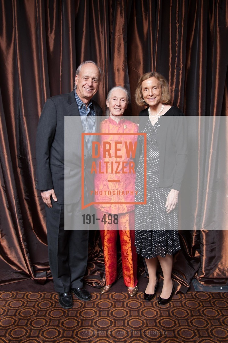Jeff Horwitz, Jane Goodall, Lynn Horwitz, Dr. Jane Goodall 80th Birthday Celebration, US. US, April 3rd, 2014,Drew Altizer, Drew Altizer Photography, full-service agency, private events, San Francisco photographer, photographer california