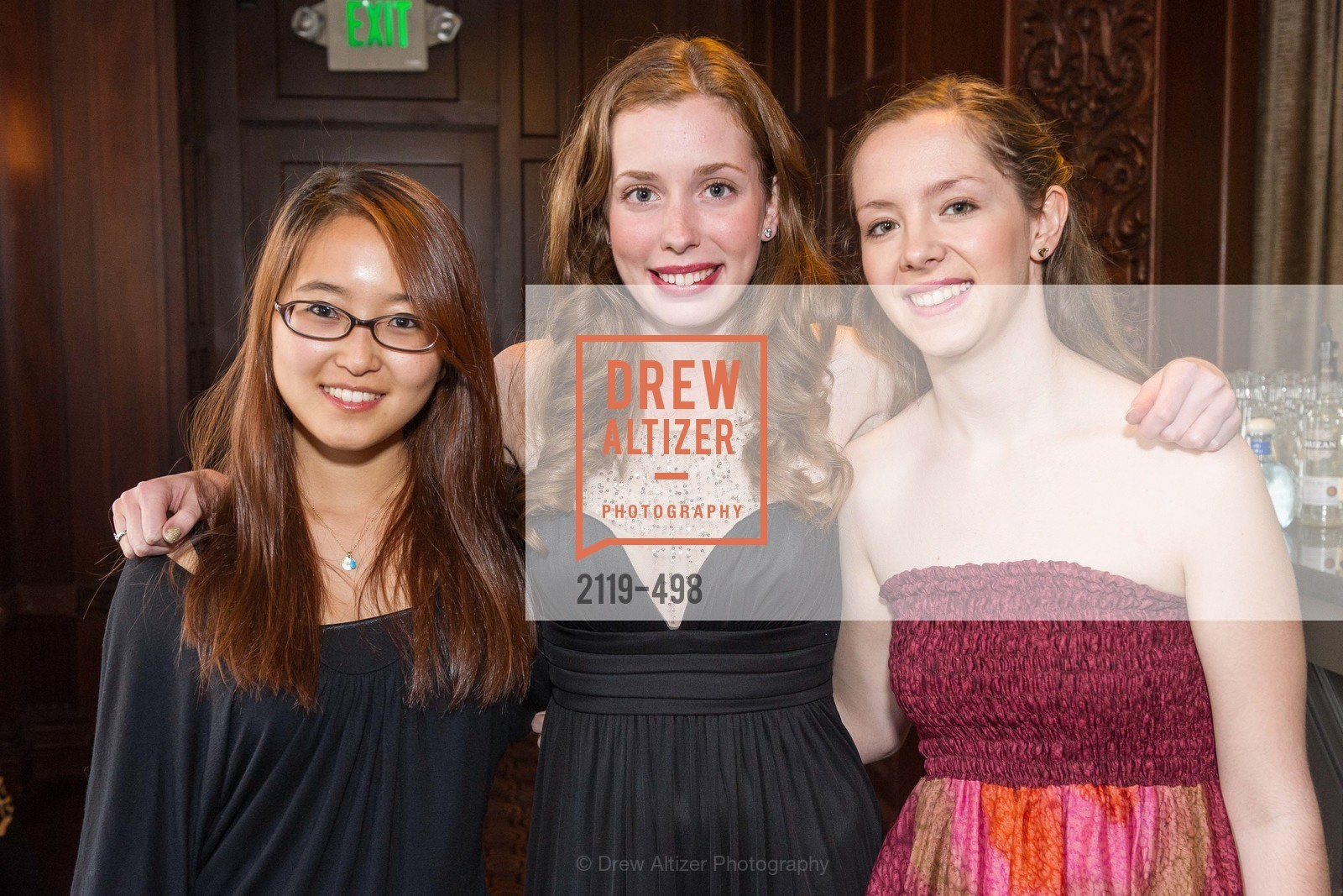 Angelina Hwang, Madison Vorva, Genevieve Conley, Dr. Jane Goodall 80th Birthday Celebration, US. US, April 3rd, 2014,Drew Altizer, Drew Altizer Photography, full-service event agency, private events, San Francisco photographer, photographer California