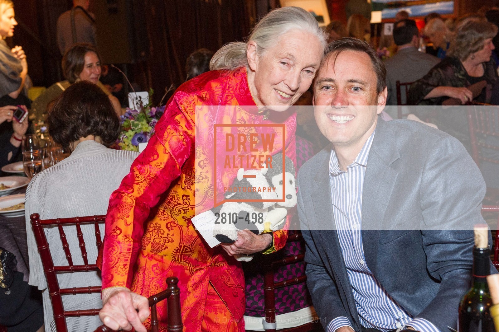Top Picks, Dr. Jane Goodall 80th Birthday Celebration, April 3rd, 2014, Photo,Drew Altizer, Drew Altizer Photography, full-service agency, private events, San Francisco photographer, photographer california
