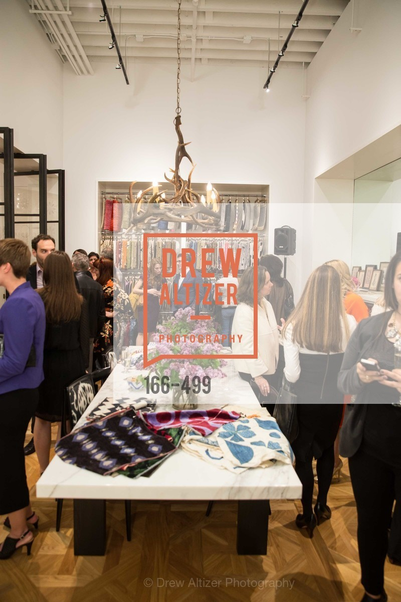 Atmosphere, MADELINE WEINRIB Opens New San Francisco Showroom, US. US, April 3rd, 2014