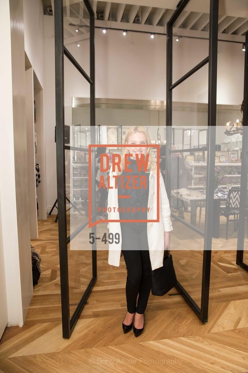 Julia Sirakova, MADELINE WEINRIB Opens New San Francisco Showroom, US. US, April 3rd, 2014,Drew Altizer, Drew Altizer Photography, full-service agency, private events, San Francisco photographer, photographer california