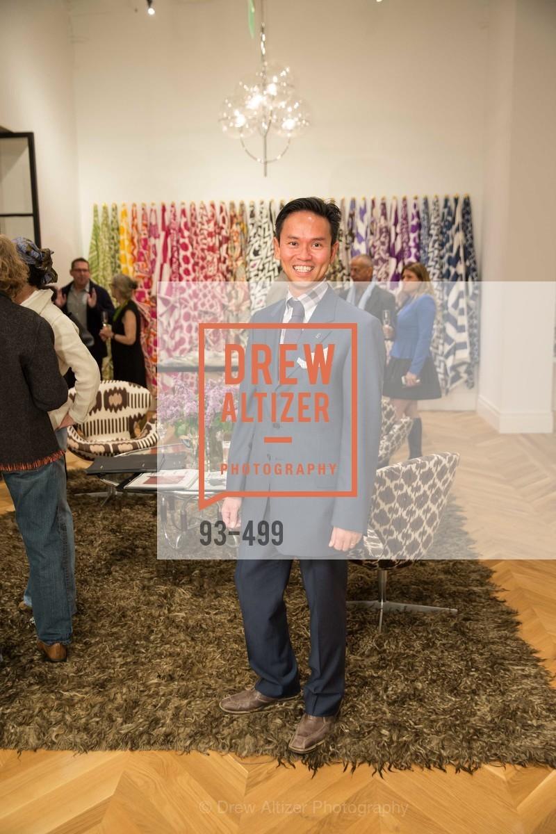 Jonathan Rachman, MADELINE WEINRIB Opens New San Francisco Showroom, US. US, April 3rd, 2014,Drew Altizer, Drew Altizer Photography, full-service agency, private events, San Francisco photographer, photographer california