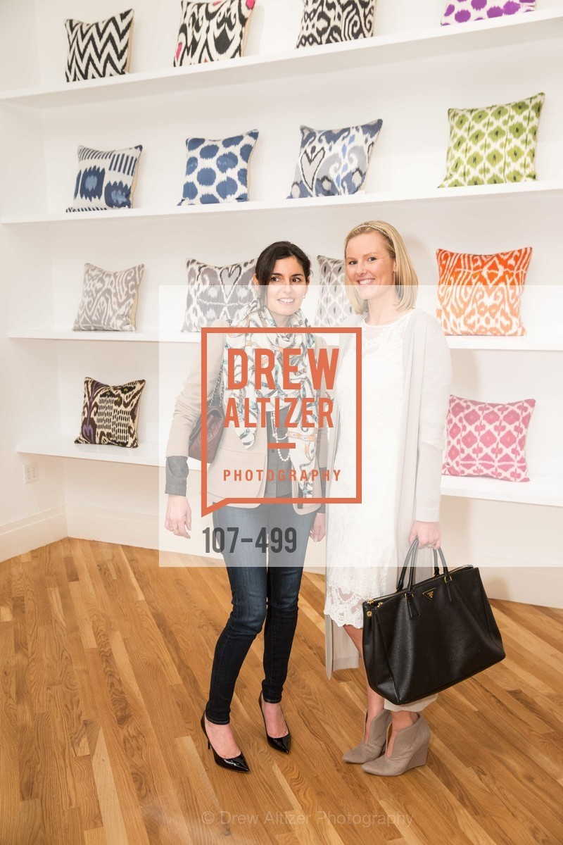 Carla Vinhas, Jessie Black, MADELINE WEINRIB Opens New San Francisco Showroom, US. US, April 3rd, 2014,Drew Altizer, Drew Altizer Photography, full-service agency, private events, San Francisco photographer, photographer california