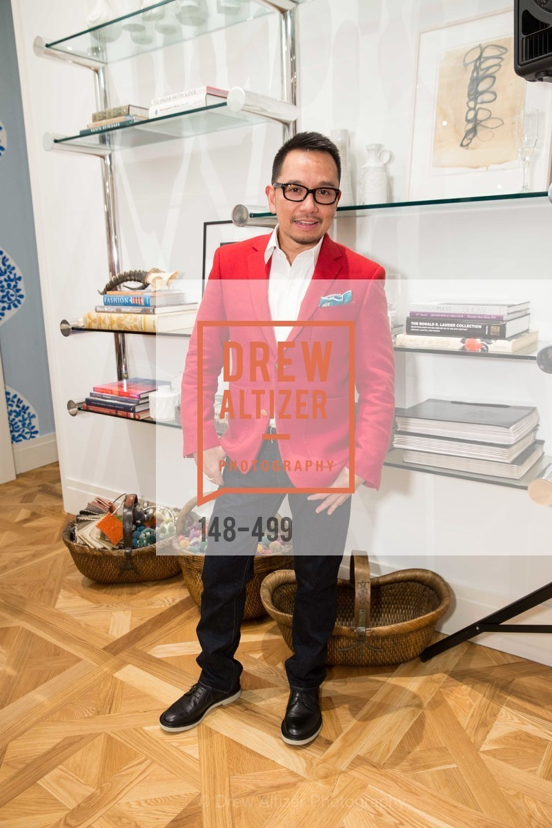 Frederico DeVera, MADELINE WEINRIB Opens New San Francisco Showroom, US. US, April 3rd, 2014,Drew Altizer, Drew Altizer Photography, full-service agency, private events, San Francisco photographer, photographer california