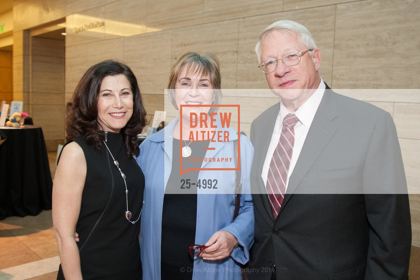 Adrienne Mally, Catherine Wittenberg, Ken Jones, Photo #25-4992