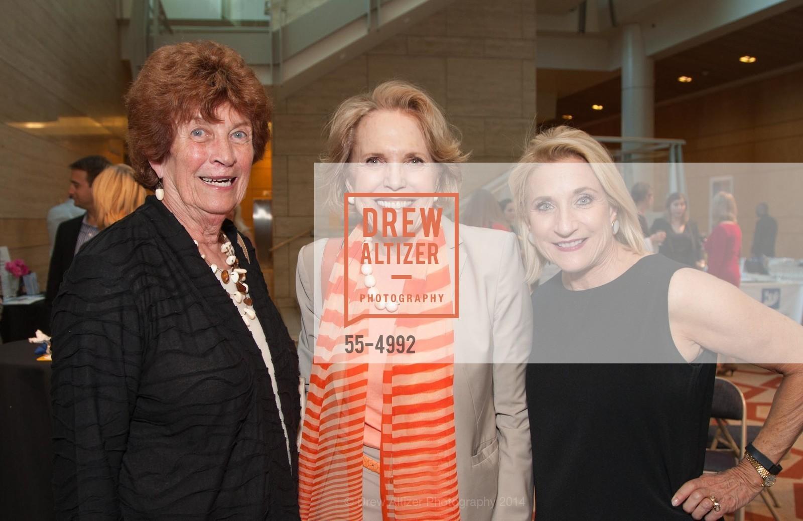 Lynn Dow, Anne Lawrence, Deborah Avakian, Photo #55-4992