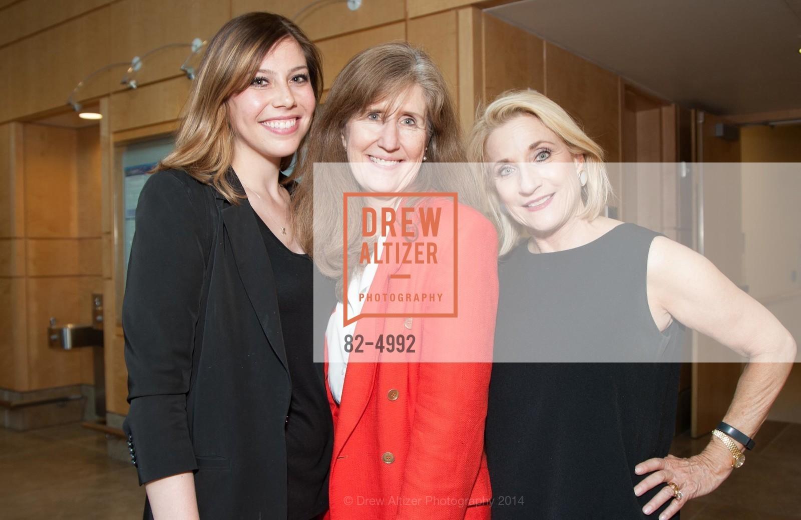 Kim Goldfien, Carole Klove, Deborah Avakian, Photo #82-4992