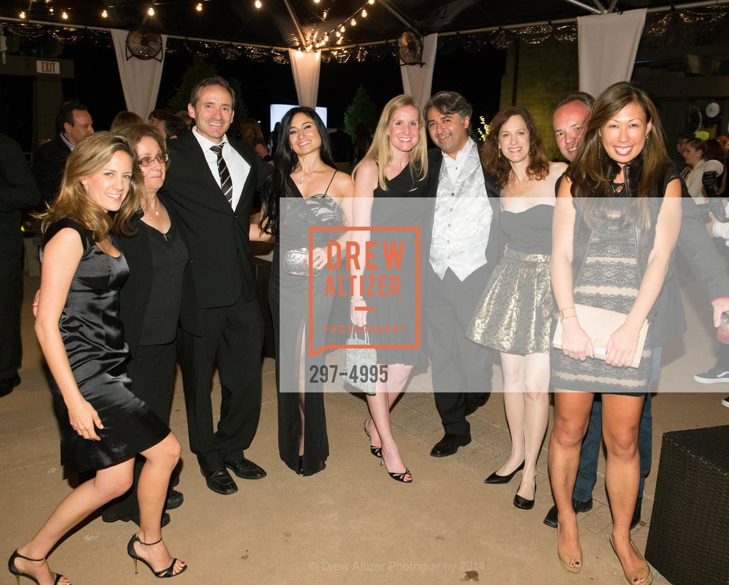 Cecily Olson, Zahra Khalili, Ben Lorenzoni, Leila Rose, Courtney McBain, Hooman Khalili, Alan Azem, Joy Boatwright, Photo #297-4995