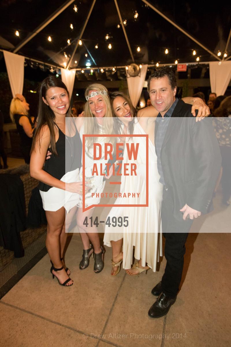 Shawn Norlian, Danielle Hirsch, Daria Gershman, Dan Hirsch, Photo #414-4995