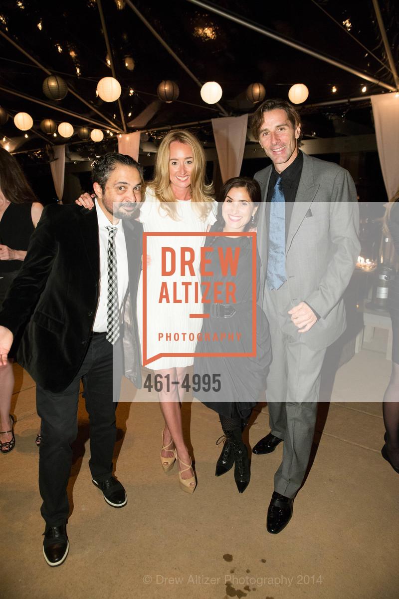 James Joaquin, Nicole Bulick, Zem Joaquin, Paul Pelosi, Photo #461-4995