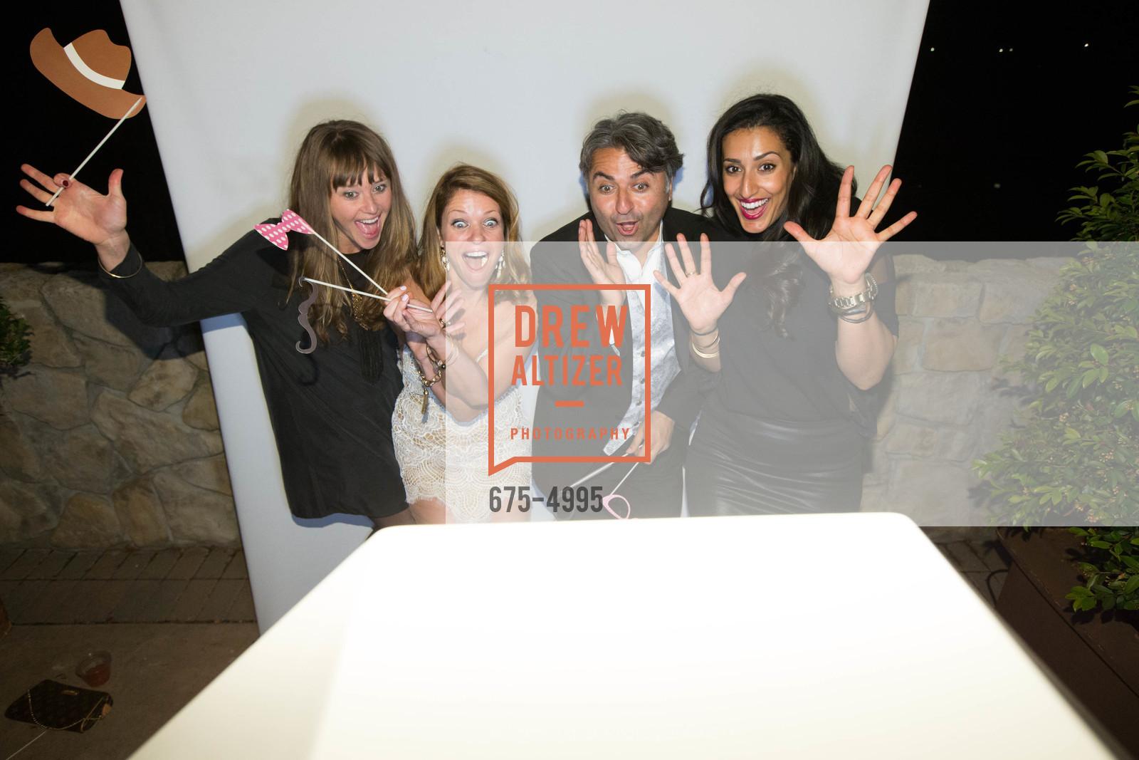 Caitlin Bowman, Malia Hill, Hooman Khalili, Sara Agah, Photo #675-4995