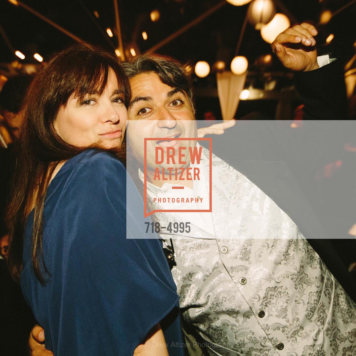 Sarah Clark, Hooman Khalili, Photo #718-4995