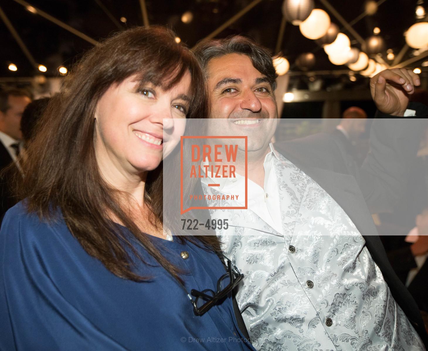 Sarah Clark, Hooman Khalili, Photo #722-4995