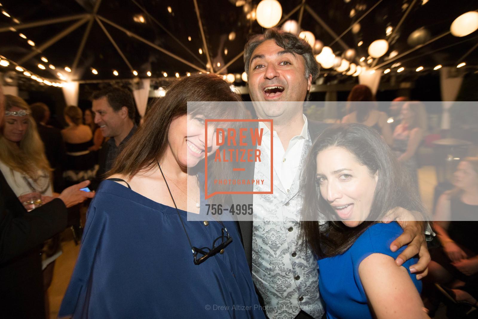 Sarah Clark, Hooman Khalili, Erin Kahn, Photo #756-4995