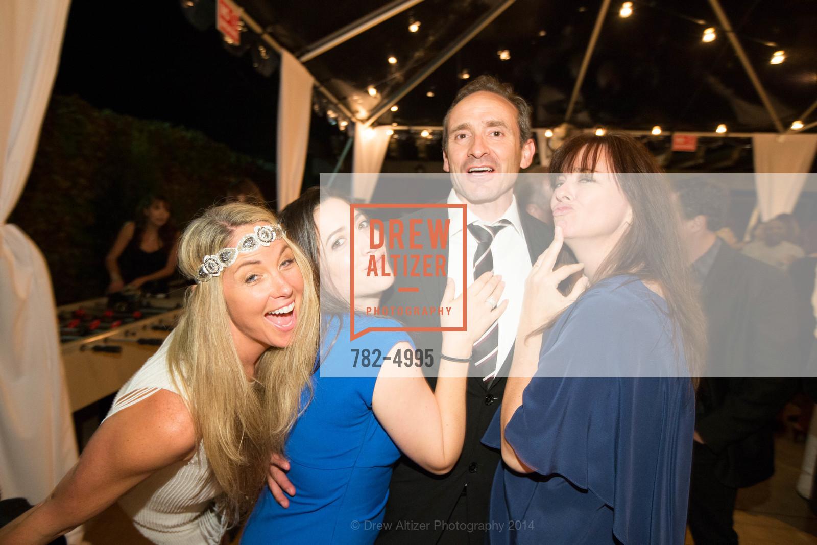 Danielle Hirsch, Erin Kahn, Ben Lorenzoni, Sarah Clark, Photo #782-4995