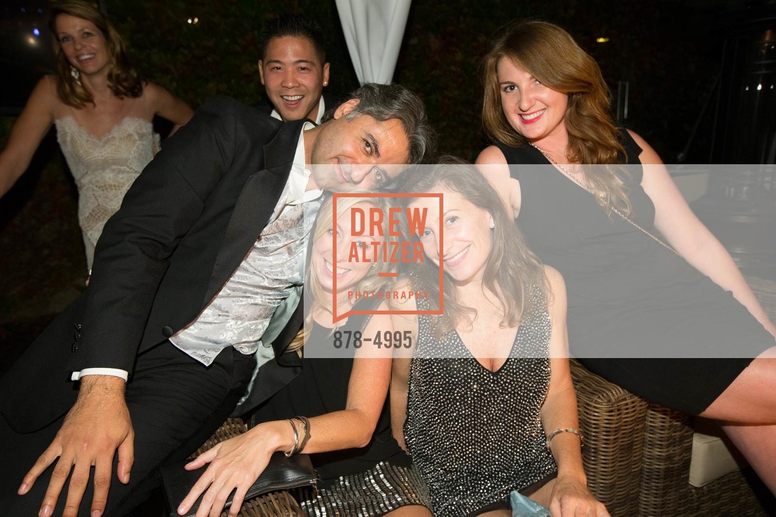 Hooman Khalili, Debbie Rizzo, Erika Lenkert, Amy Copperman, Photo #878-4995