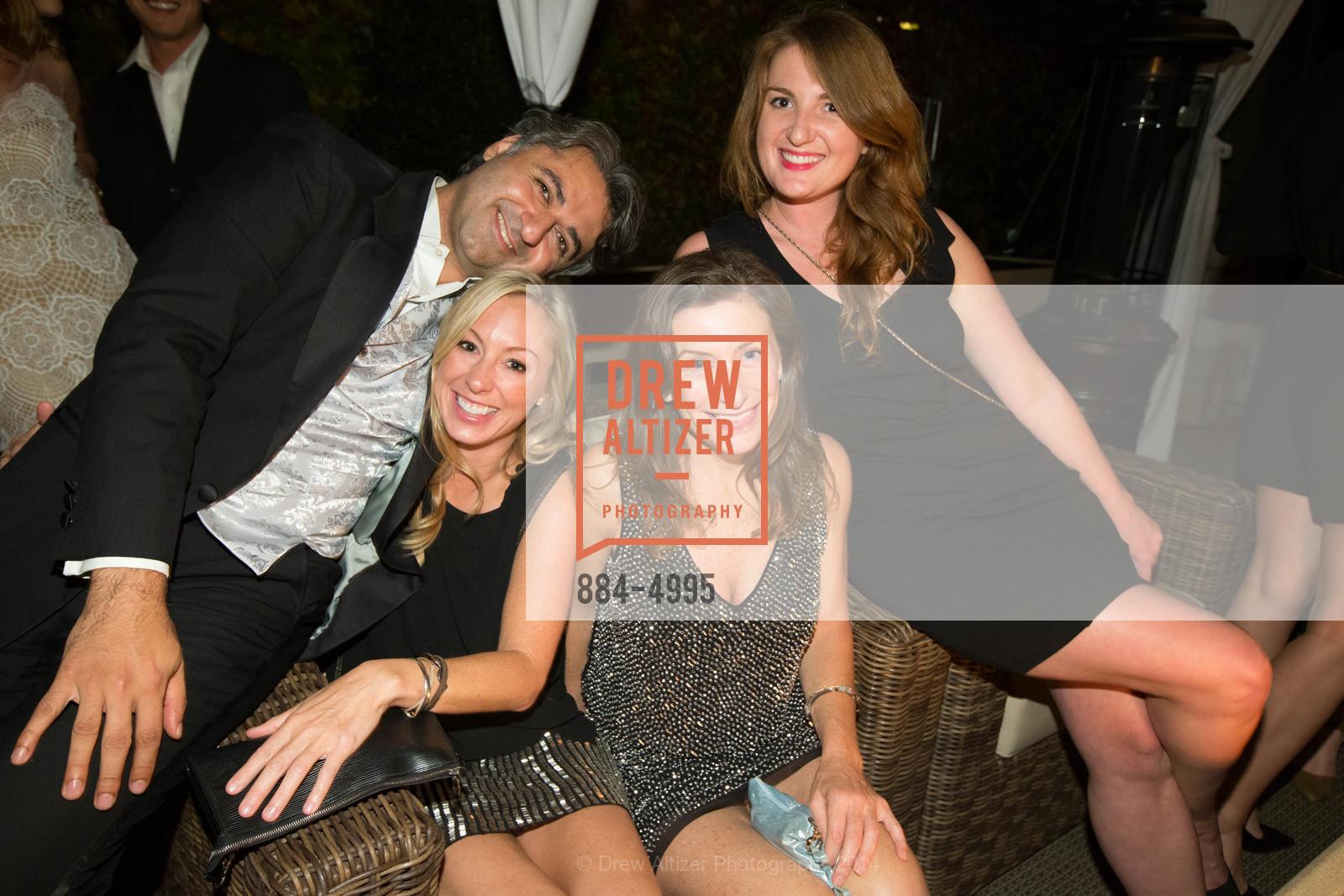 Hooman Khalili, Debbie Rizzo, Erika Lenkert, Amy Copperman, Photo #884-4995