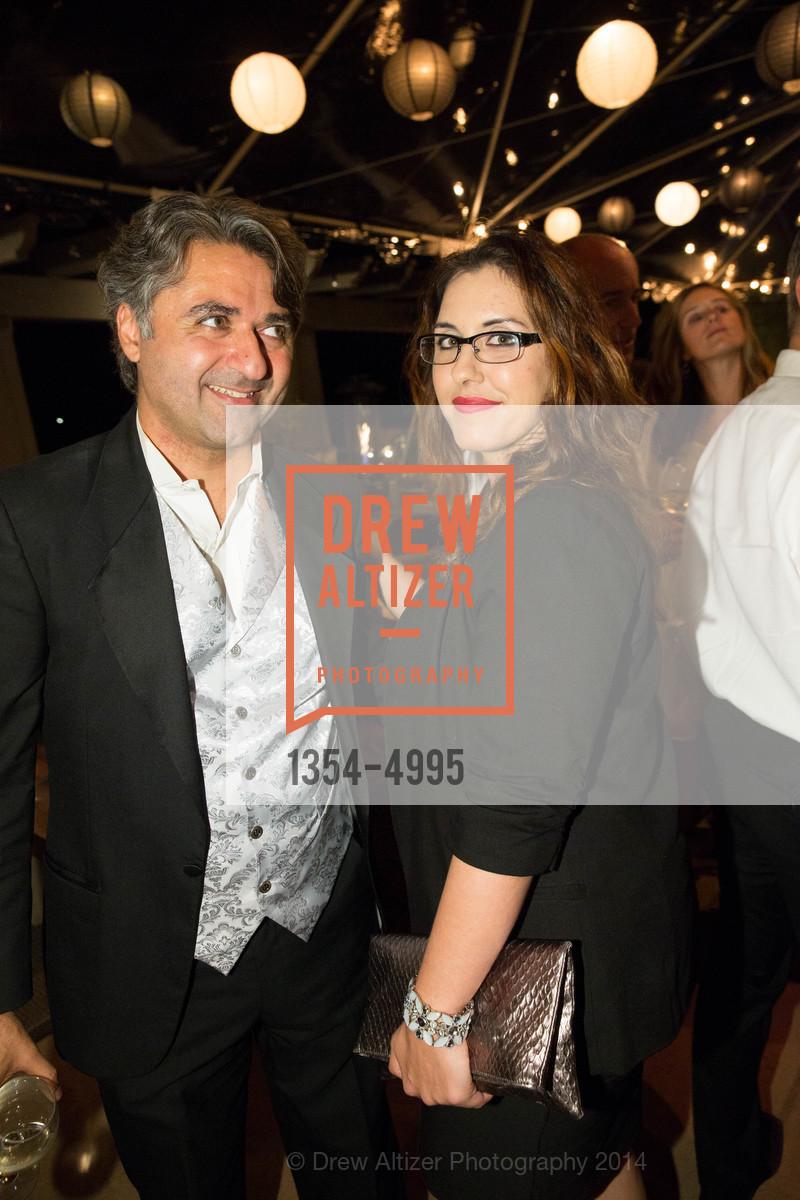 Hooman Khalili, Samira Saffarzadeh, Photo #1354-4995