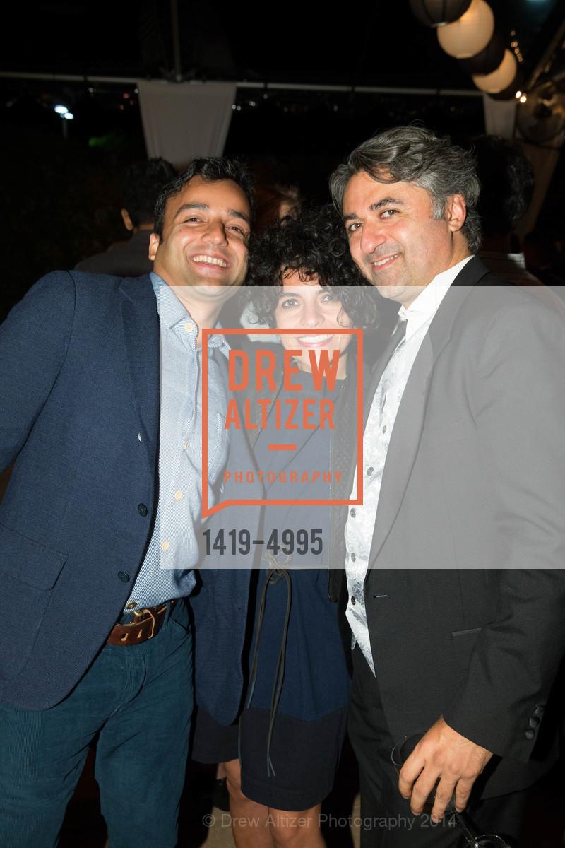 Junaid Fakhruddin, Golanaz Shahmirzadi, Hooman Khalili, Photo #1419-4995