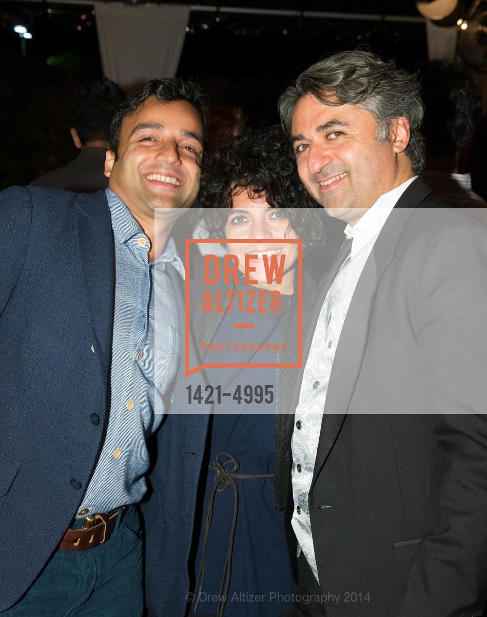 Junaid Fakhruddin, Golanaz Shahmirzadi, Hooman Khalili, Photo #1421-4995