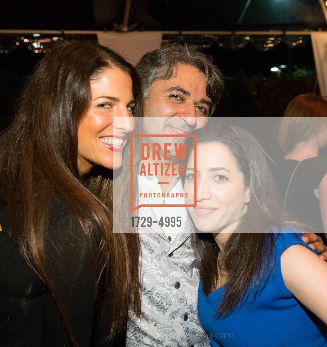 Erin Young, Hooman Khalili, Erin Kahn, Photo #1729-4995